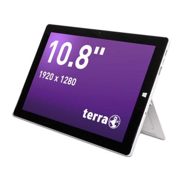 TERRA PAD 1062 - Profil droit
